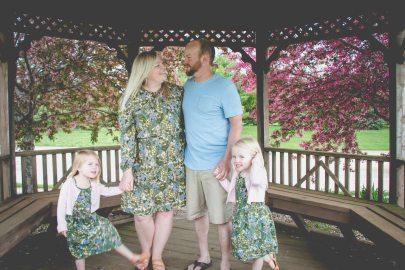Hillis Maternity Announcement